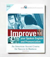 Improve your Spoken English and Pronunciation with this American Accent Training book